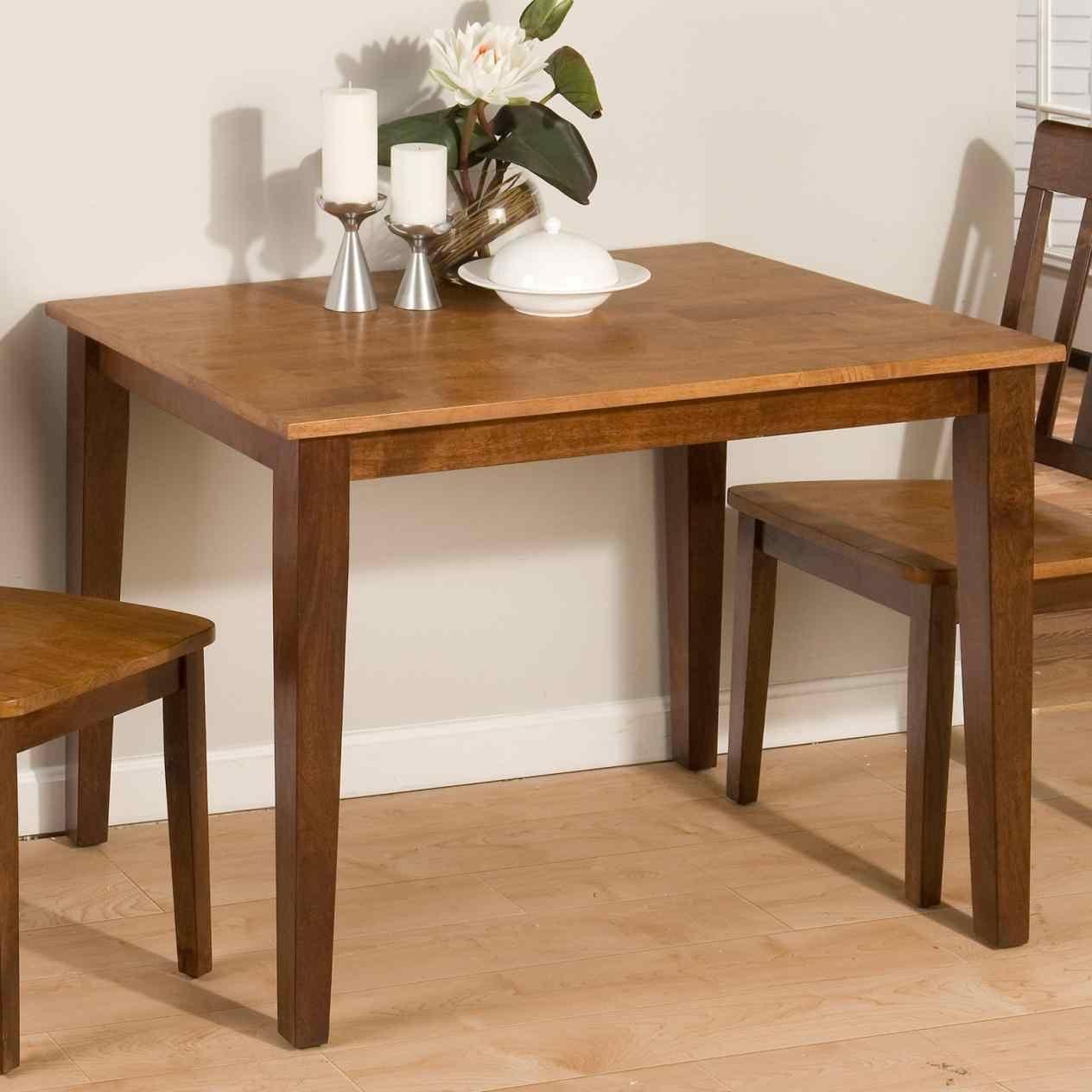 Small Kitchen Table With Chairs Rechteckiger Esstisch Esstisch