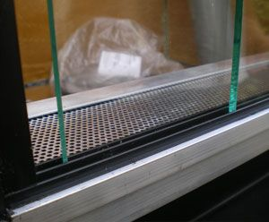 Terrarium glass doors mounting & Terrarium glass doors mounting | Aquarium setup / design | Pinterest ...