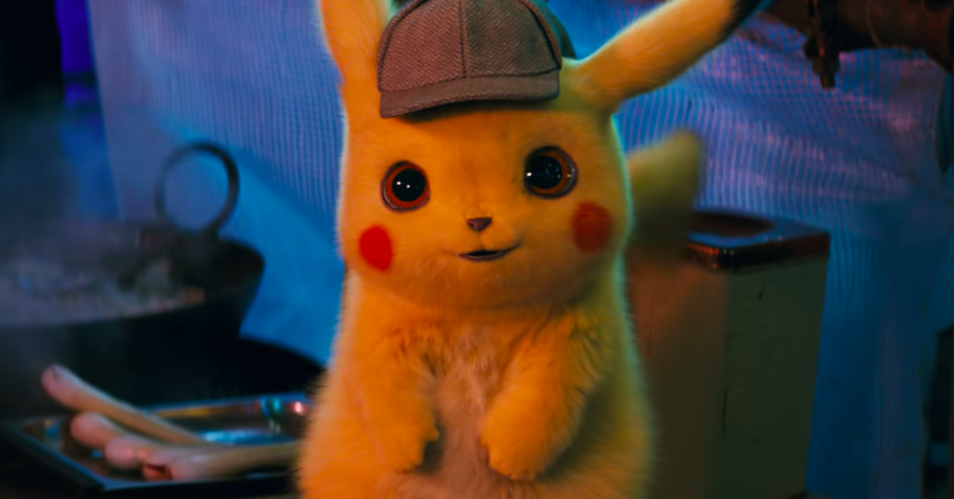'Detective Pikachu' Trailer Introduces Ryan Reynolds As