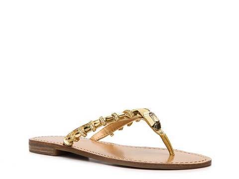 5d5eb1ee19b6 Nine West Flo Flat Sandal Women s Dress Sandals Sandals Women s Shoes - DSW