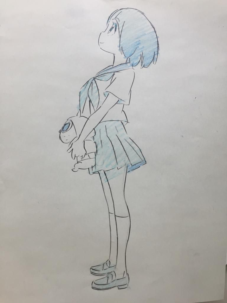 すしおりんz on twitter animation sketches anime sketch sketches