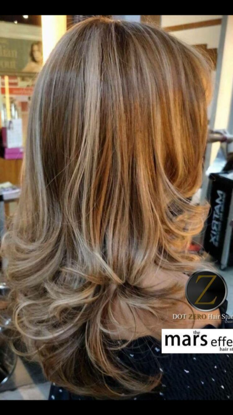 Full Hair Color With Highlights Manilasalon Balayage Ombr