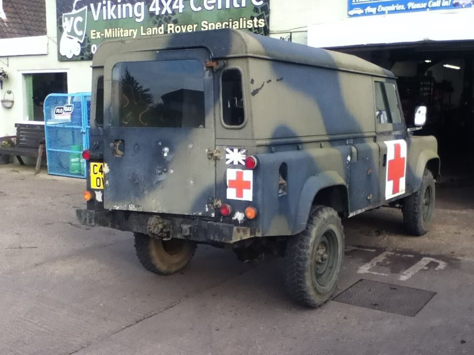 Pin By Branden Baker On Land Rovers Land Rover Recreational Vehicles Military Vehicles