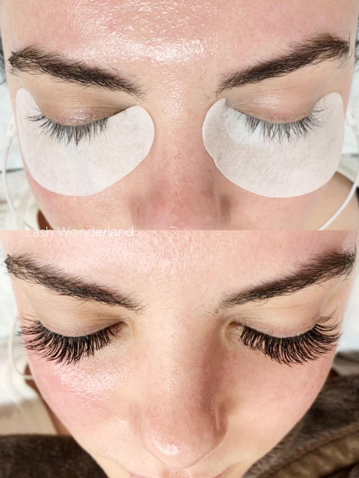 1ca92d866ef Double Set 180 lashes per eye. Find this Pin and more on Professional Eyelash  Extensions ...