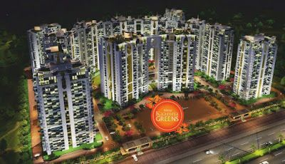JustProp: Sikka Kaamna Greens 3 offers 1 BHK, 2 BHk and 3 BH...
