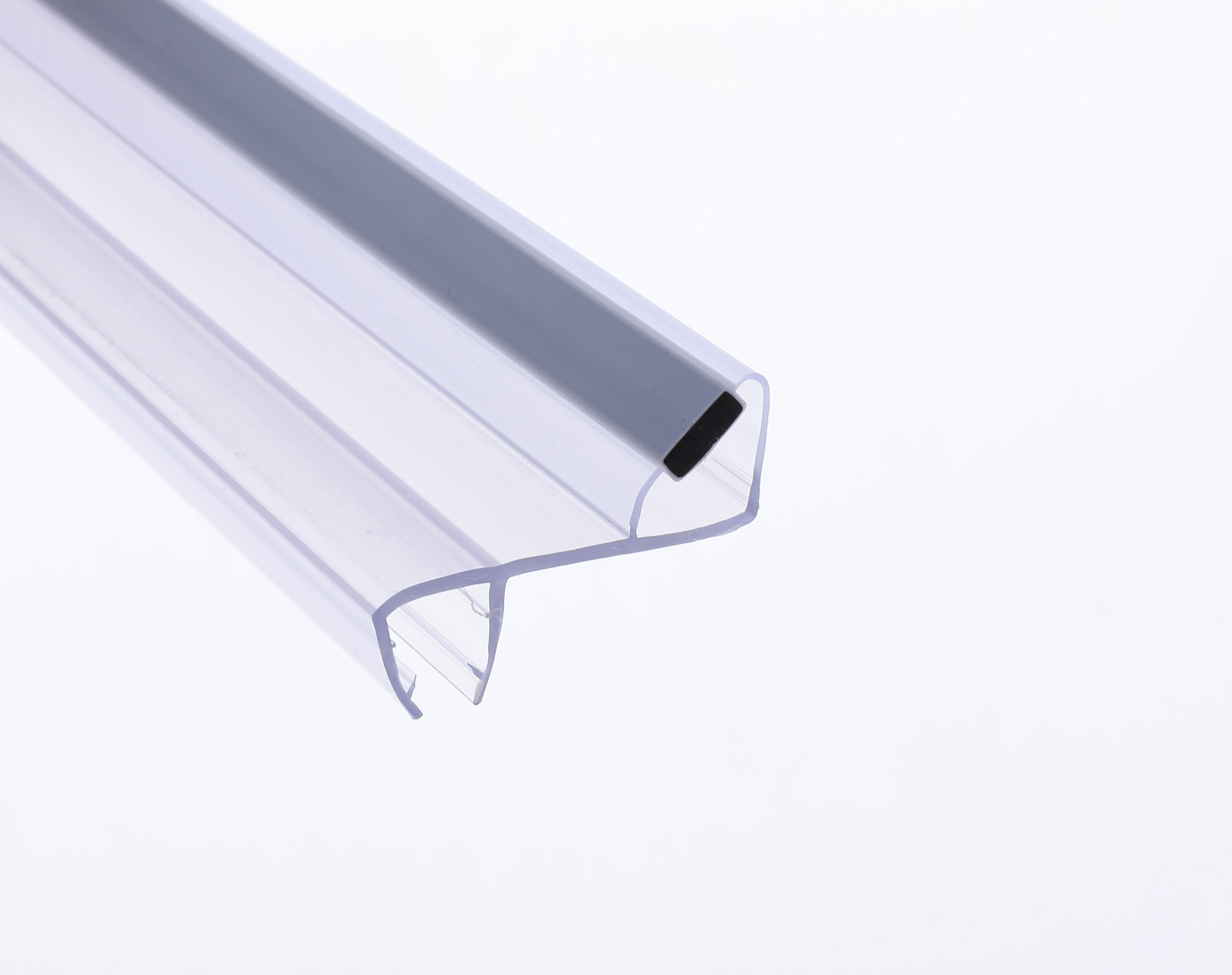 Magnetic Glass Seal For Shower Screen Door