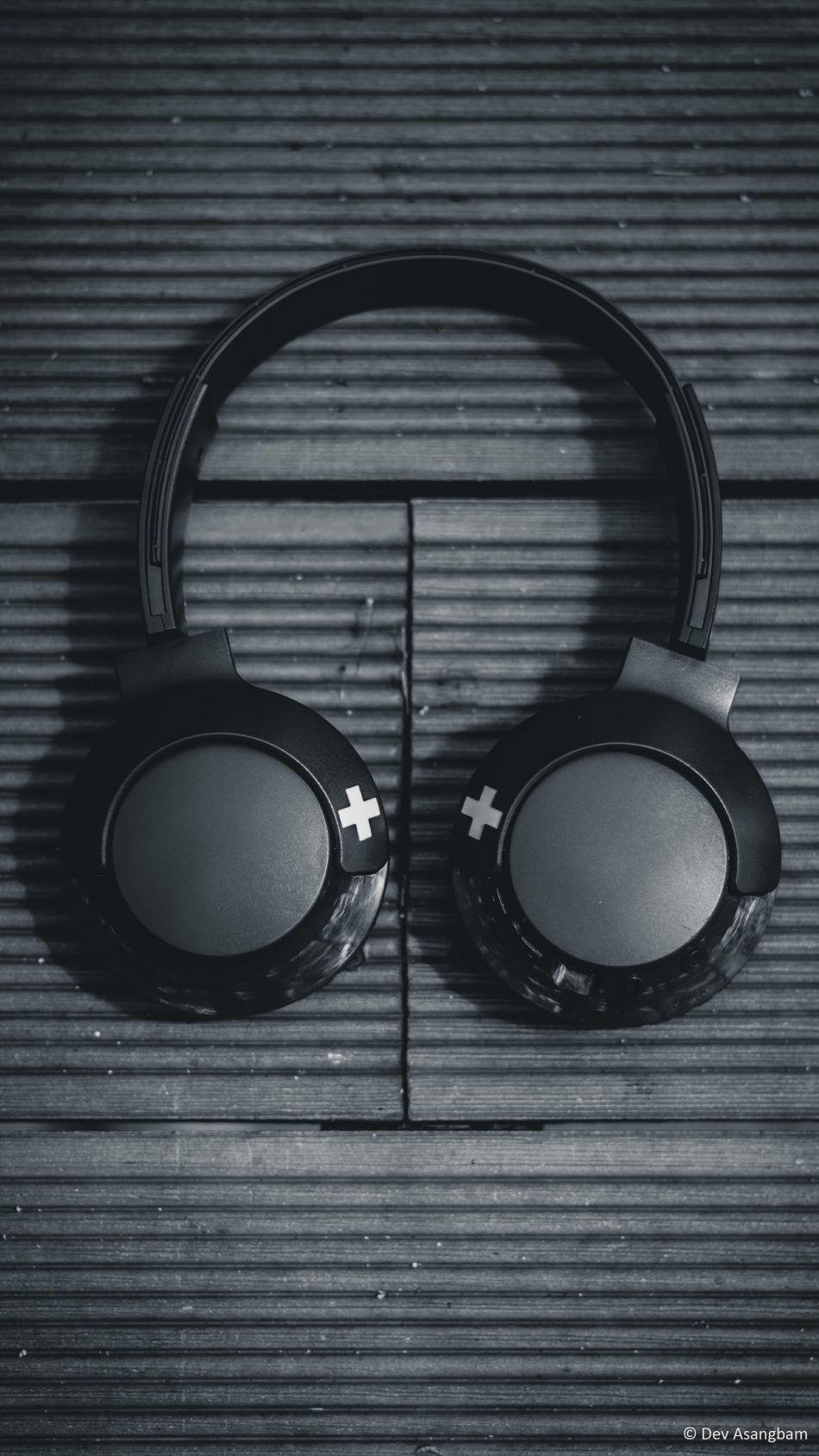 Headphone Wireless Music Black White 4k Ultra Hd Mobile Wallpaper Wireless Music Wireless Headphones Music Wallpaper