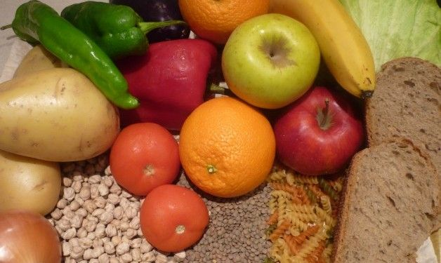 Dieta para el Maratón (última semana)