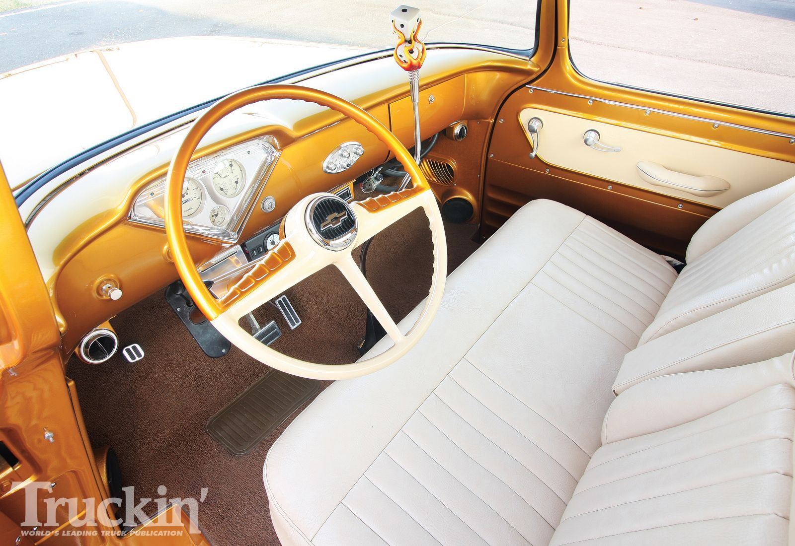 1956 cadillac interior related keywords amp suggestions - 1955 Chevy Pickup Interior