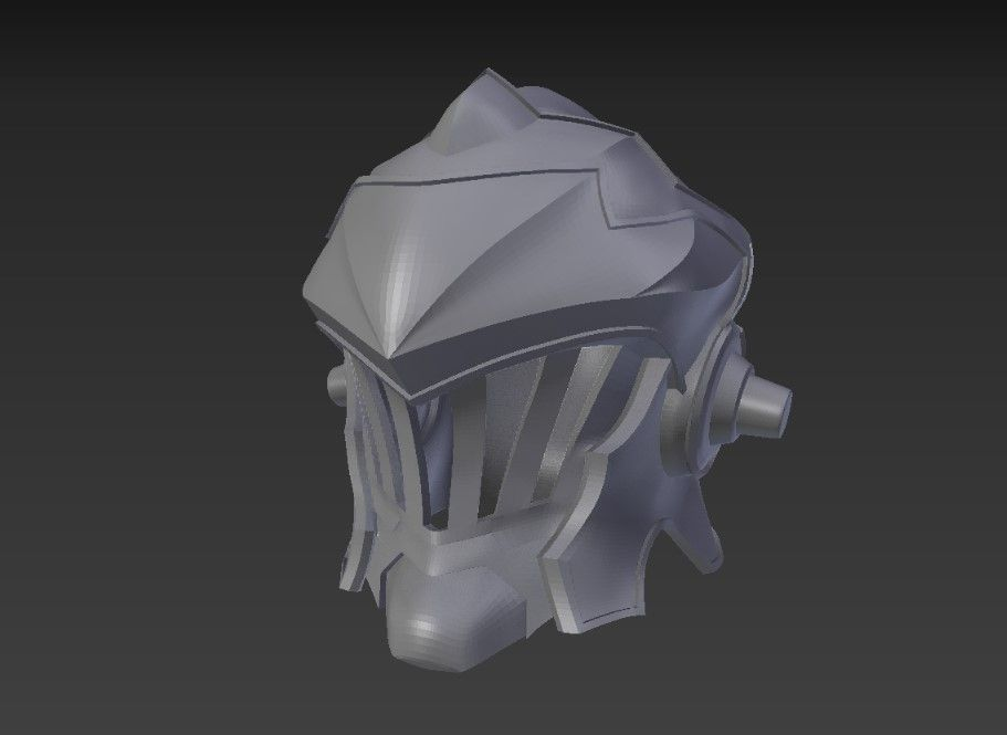 Goblin Slayer Helmet 3demon 3d Print Models Download