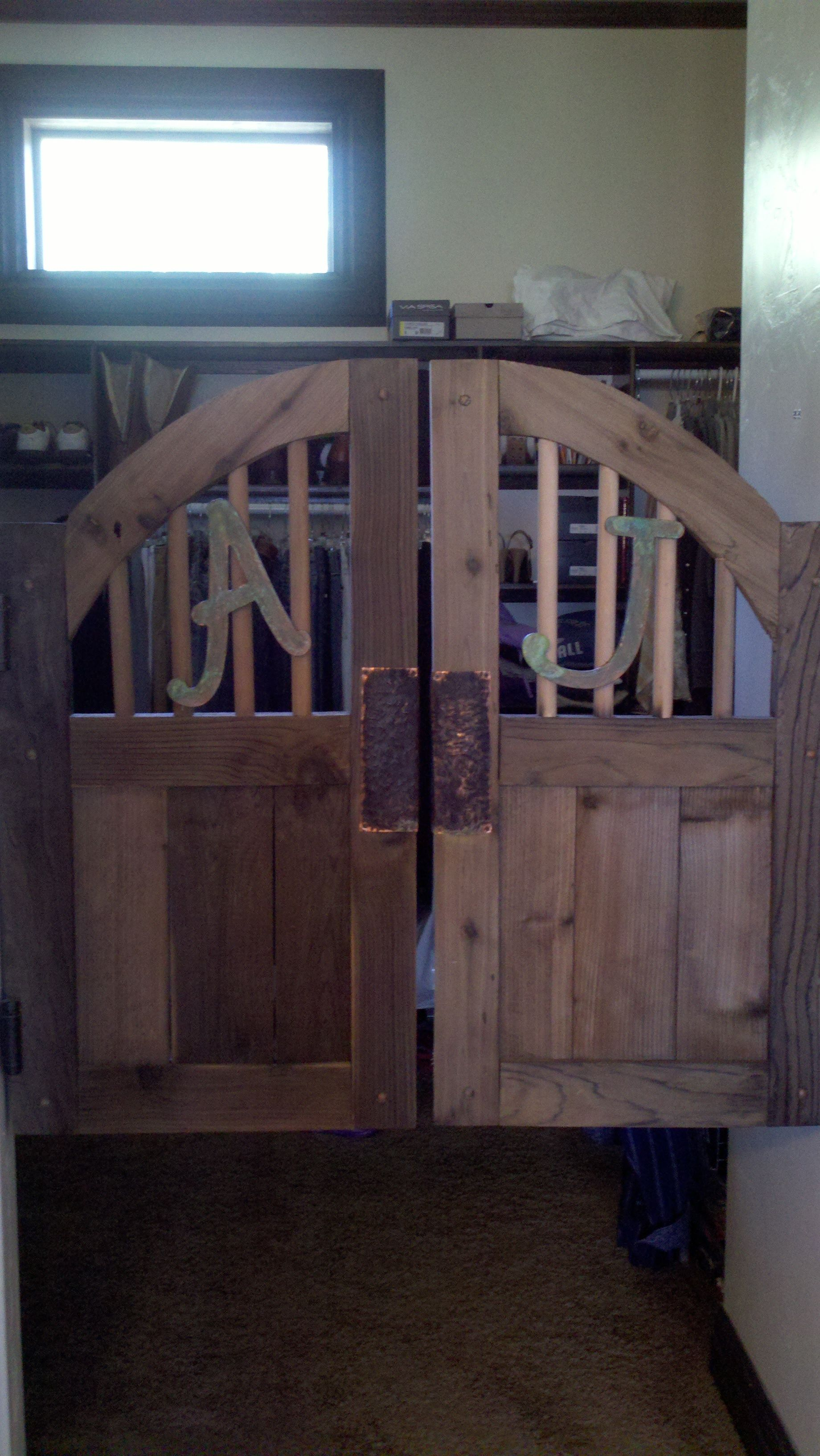 I Would Love To Have Some Saloon Doors In My House Either
