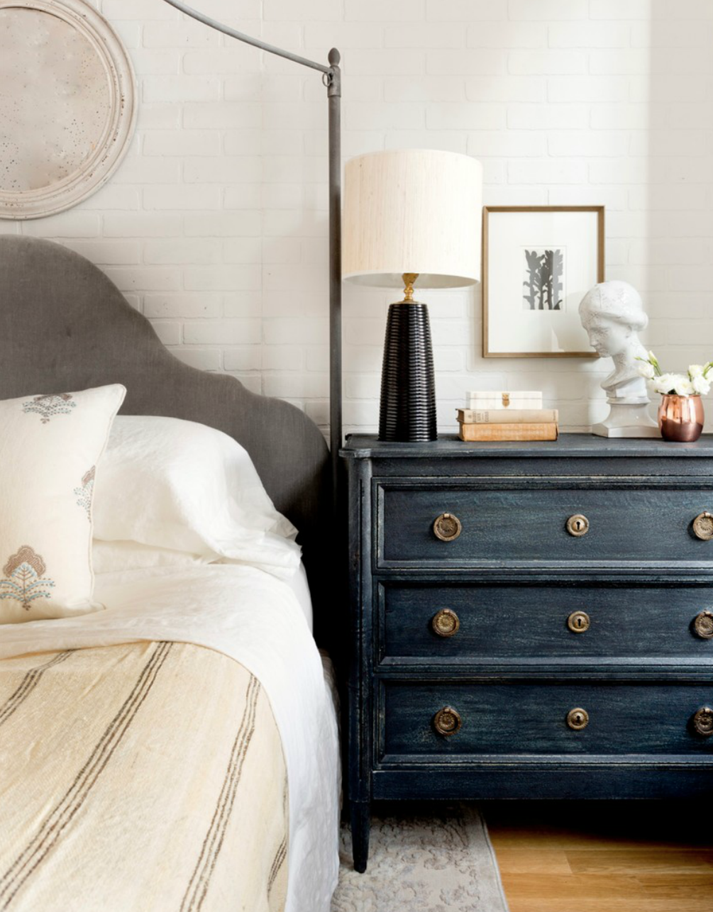 Table Lamps Bedroom Lighting Get The Look At Mayer Lighting