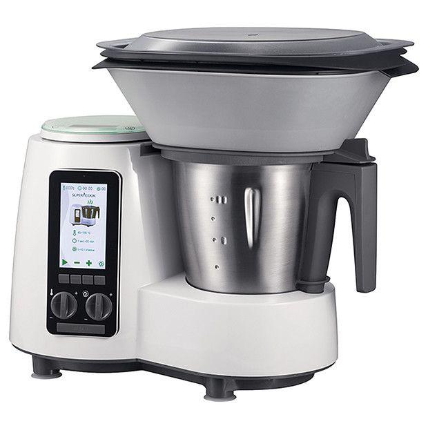 Bellini BTMKM800X Super Cook Kitchen Machine