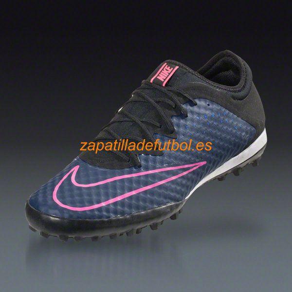sale retailer 26691 333ea ... nuevo zapatillas de futbol para hombre nike mercurial x finale tf  medianoche marino negro rosa explo