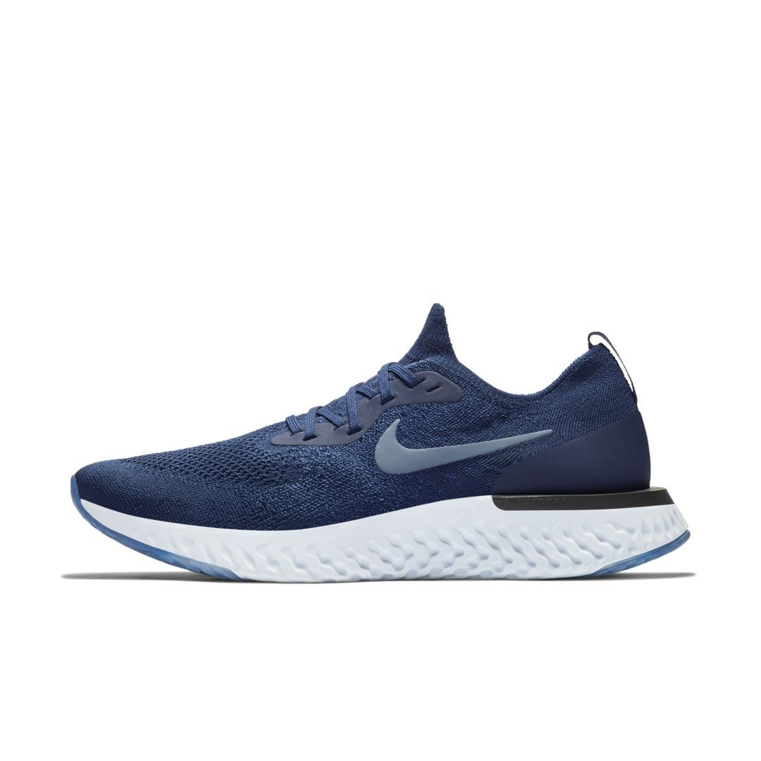 ff8e6a54718fa Nike Epic React Flyknit Men s Running Shoe Size 12.5 (College Navy)