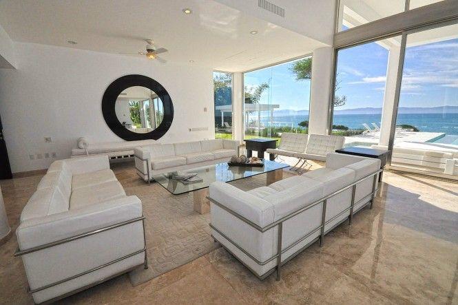 Casa China Blanca Living Room