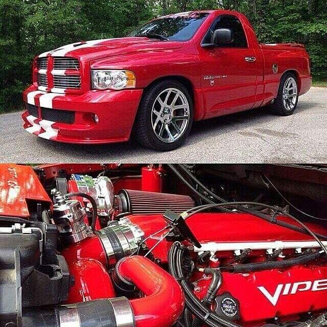 Srt10 Procharged Viper V 10 Dodge Trucks Ram Dodge Viper Dodge Trucks