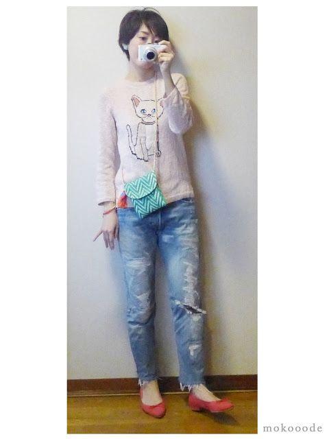 モコーデ: ZARAキッズお花カラー休日コーデと兜をだしました 4月22日