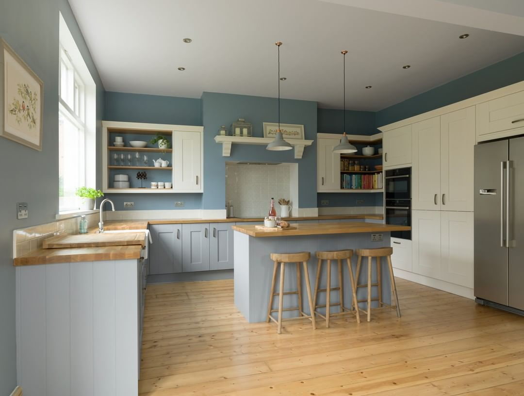 Be inspired by our Whitby range and create the heart of ...
