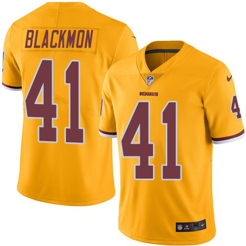 Men's Nike Washington Redskins Will Blackmon Elite Gold Rush NFL Jersey  Saints Ryan Ramczyk 71 jersey. Find this Pin and more on NFL New England  Patriots ...