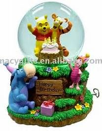 winnie the pooh snow globes - Bing images