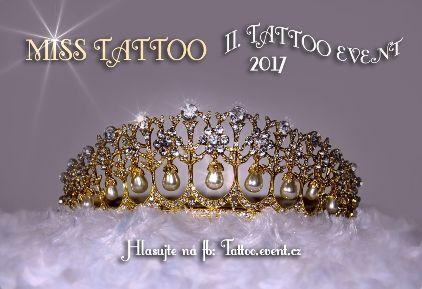 II. TATTOO EVENT Jaroměř CZ www.tattooevent.cz