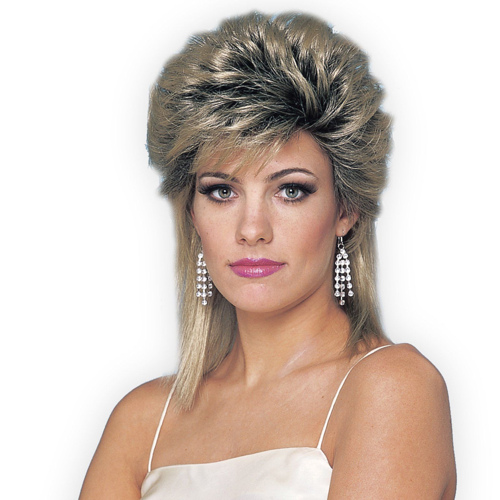 Enjoyable 80S Hairstyles Hairstyles And Mullets On Pinterest Hairstyle Inspiration Daily Dogsangcom