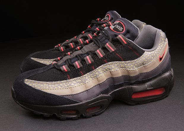 nike air max 95 premium bamboo safari