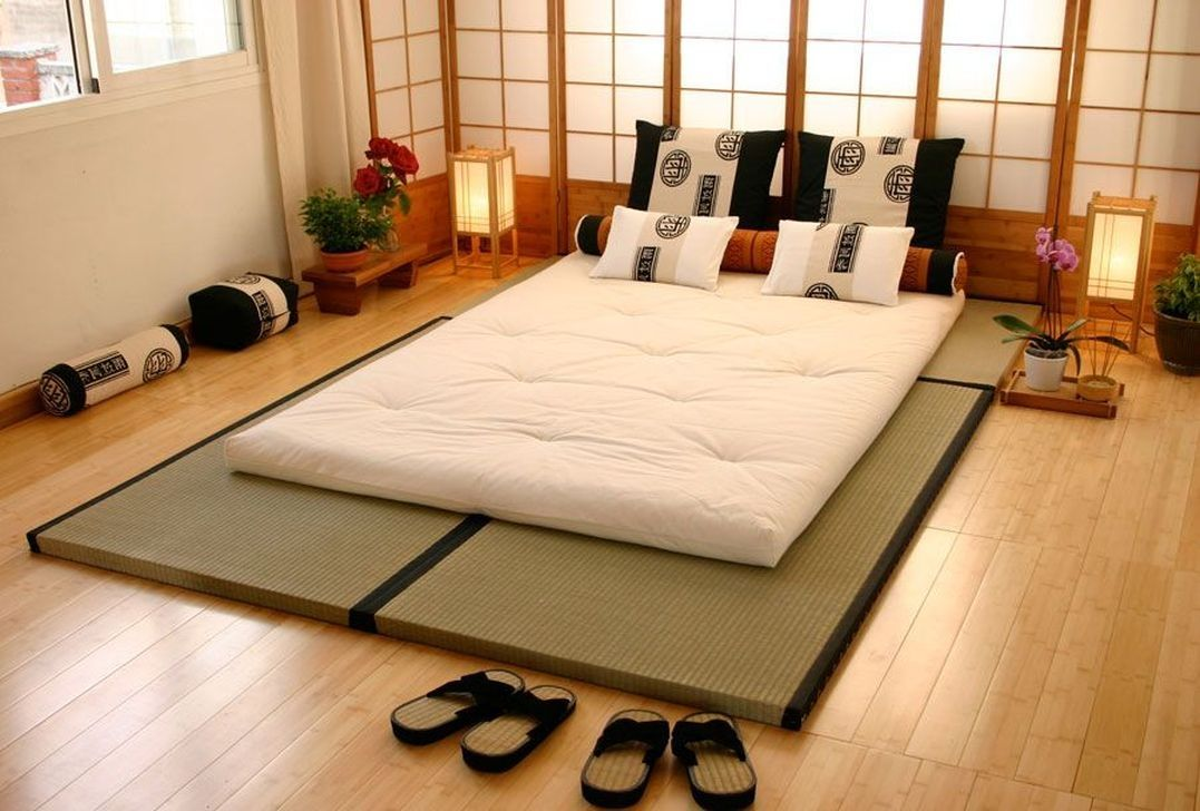 42 Modern But Simple Japanese Styled Bedroom Design Ideas