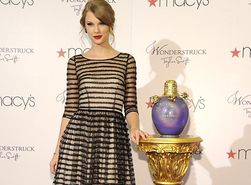 Resenha Perfume Taylor Swift Wonderstruck