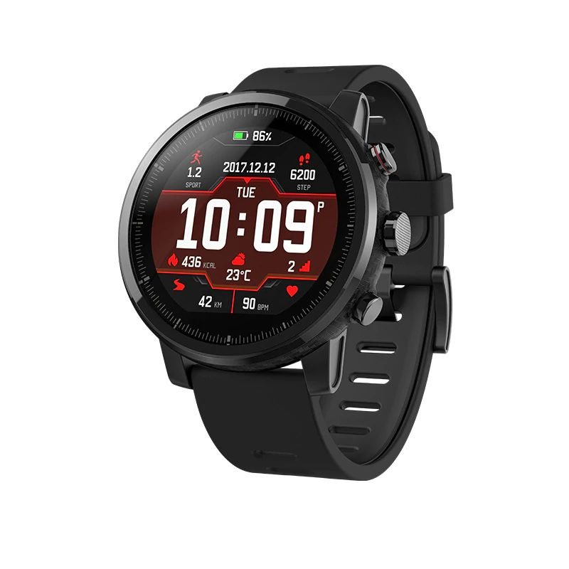Calorie Count Smartwatch Bluetooth GPS in 2020 Smart