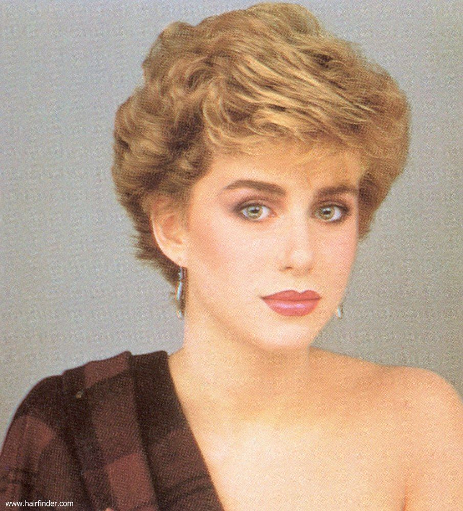 Image result for 80s short hairstyles | 80s short hair, Short hair styles,  Hair styles