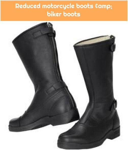 1. Reduced motorcycle boots & biker boots Reduzierte Motorradstiefel & Bikerstie…
