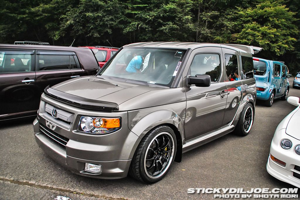 Fourtitude Com The Lowered Cuv Thread With Images Honda