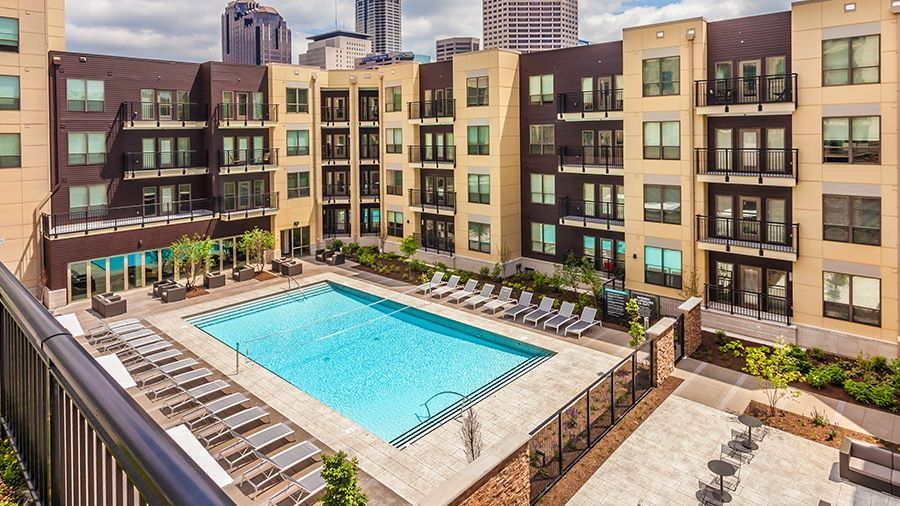 Axis Pool View Indianapolis Livability, Outdoor, Downtown