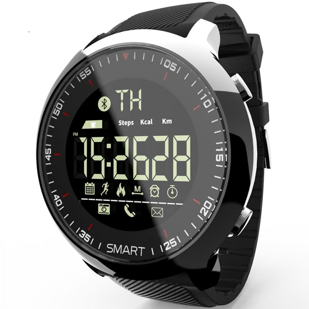 Bluetooth Smart Watch Waterproof Sport Watch Multifunction Digital Wristwatch Smartwatch For Ios Android Phone From Watches Extreme In 2020 Smart Watch Watches For Men Waterproof Sports Watch