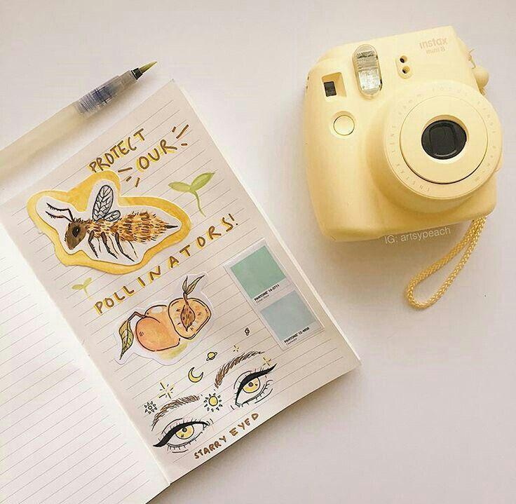 Pin by fizzyfireworks on aes ~ yellow   Orange aesthetic