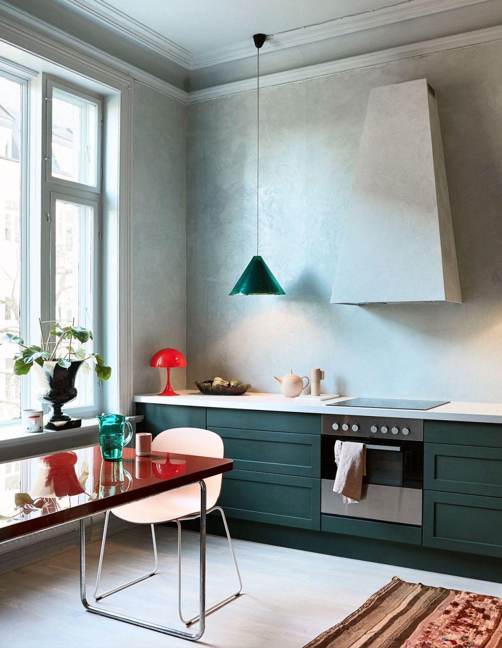 The design files  new take on scandi style photo  margaret de lange also first class home kitchen pinterest rh