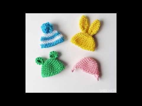 Miniaturas en crochet | vídeos de crochet | Pinterest | Miniaturas ...