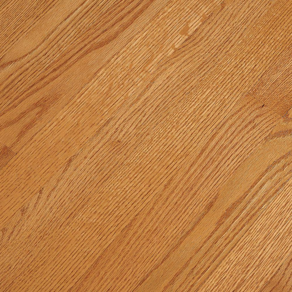 Bruce Natural Reflections Oak Butterscotch 5 16 In T X 2 1 4 In W X Varying Length Solid Hardwood Flooring 40 Sq Ft Case C5016 Oak Hardwood Flooring Hardwood Floors Hardwood