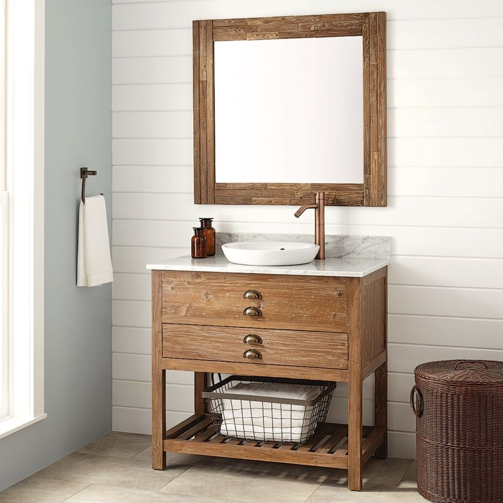 Plain and Simple Country Bath | Old House Journal Magazine ...