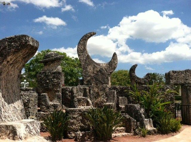 Coral Castle, Homestead, Florida.
