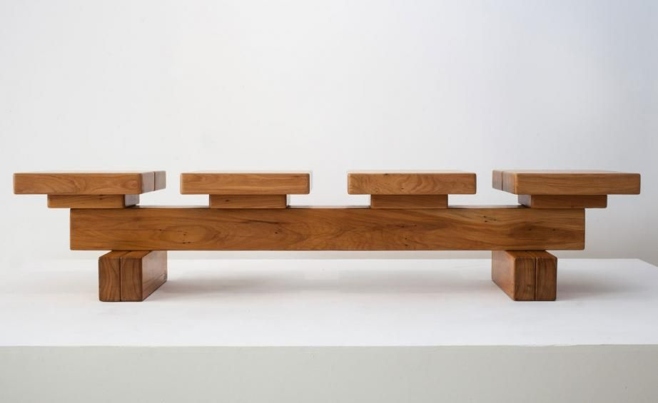 Wood table? ,  Zanini de Zanine for Espasso.
