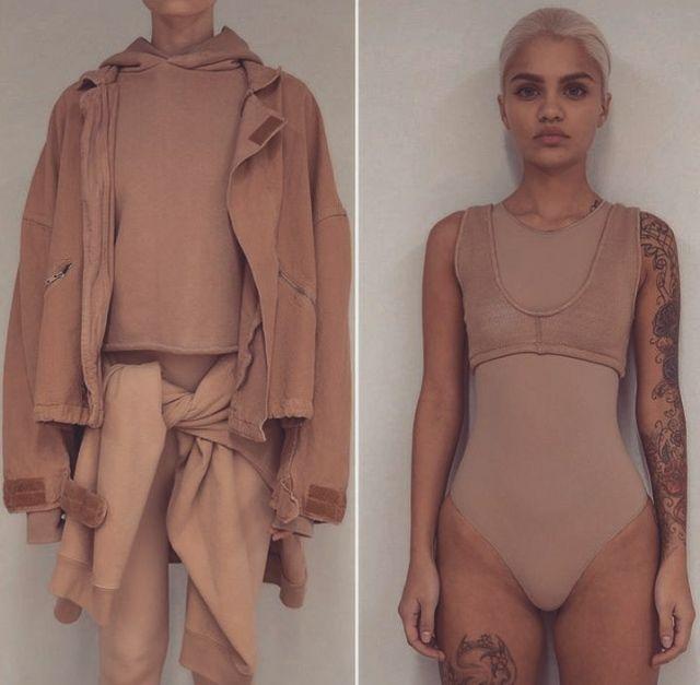 Yeezy Season 2 Yeezy Fashion Kanye West Clothing Line Amina Blue