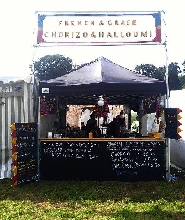 215 Best Images About Festival Food Drink On Pinterest: French & Grace Stall
