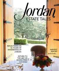 In this issue of Estate Tales, we share stories about our renewed commitment to wines of the highest quality, green-business practices, precision farming, video storytelling and new Jordan Estate Rewards experiences.