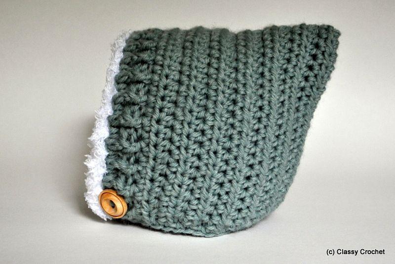 Free Pattern: Crochet Elf Pixie Hat (v.2)   Gorros, Ropa bebe y Bebé