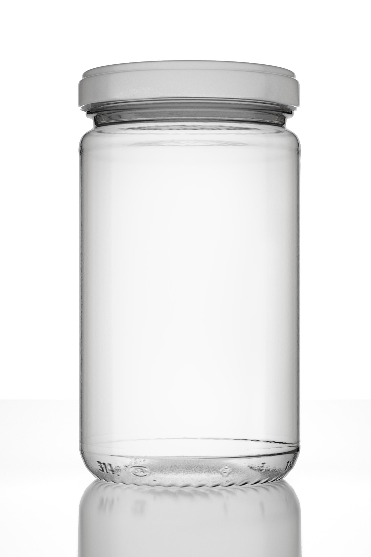 Jar Frontal Back Lighted Png 2 000 3 000 Pixels Empty Jar Jar Natural Cleaning Products