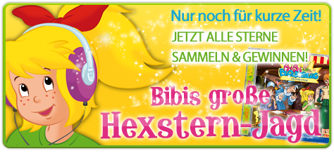Bibis Startseite | Bibi Blocksberg