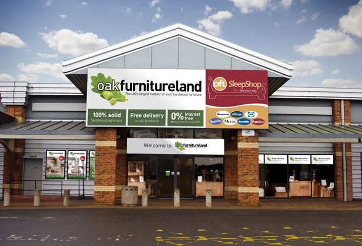 Garden Furniture Yeovil visits us at the yeovil store today and experience quality solid